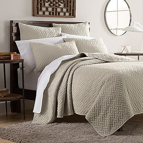 Kennedy Quilt Set Bed Bath Amp Beyond