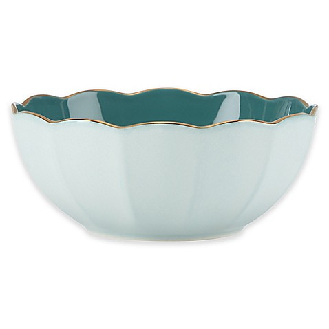 Marchesa by Lenox® Shades of Teal All Purpose Bowl at Bed Bath & Beyond in Cypress, TX | Tuggl