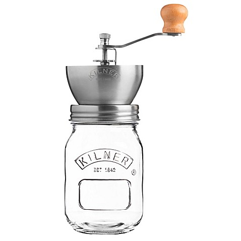 Kilner Glass Coffee Mill Grinder The Kilner Coffee Mill Grinder Is