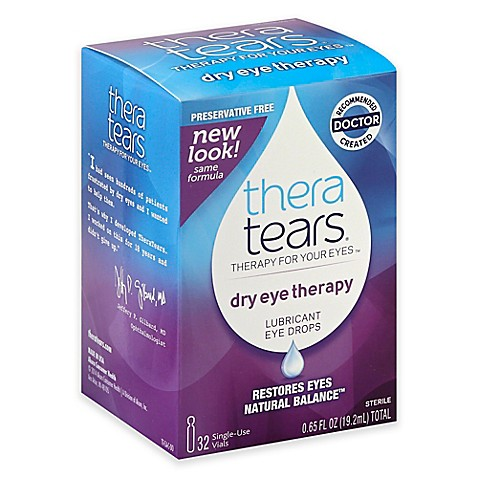 Thera Tears At Bed And Bath