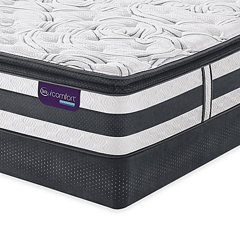 Buy Serta Icomfort Hybrid Observer Super Pillow Top Twin Mattress Set From Bed Bath Beyond