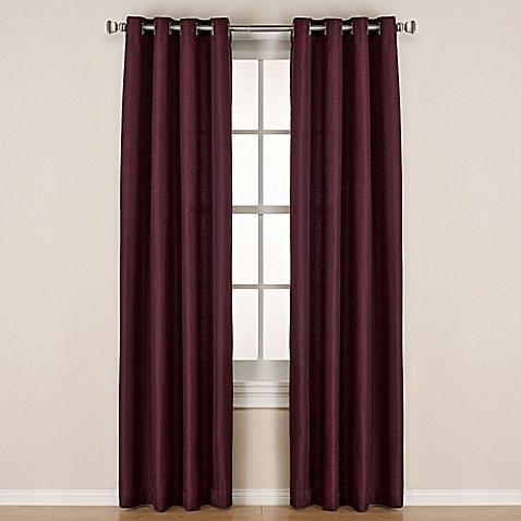 Reina Grommet Window Curtain Panel Bed Bath Amp Beyond