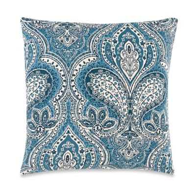 Decorative Pillow Makers : Buy Make-Your-Own-Pillow Crisscross Throw Pillow Cover in Blue from Bed Bath & Beyond