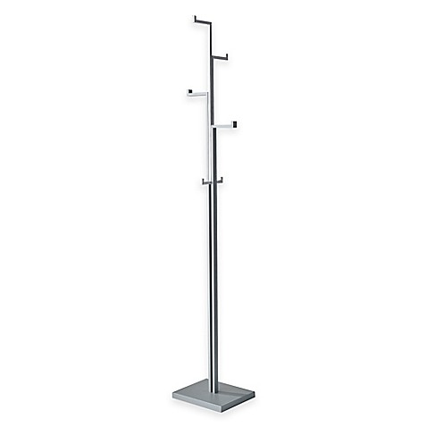 Adesso Leon Standing Coat Rack Bed Bath Amp Beyond