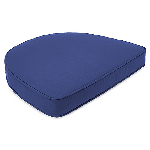 Buy 20 Inch Square Chair Cushion In Sunbrella Volt Galaxy