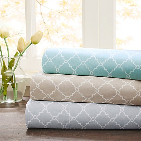 Patterned Sheets Bed Bath And Beyond