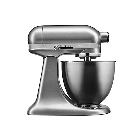 Buy Kitchenaid 174 Artisan 174 Mini 3 5 Qt Mixer In Silver From