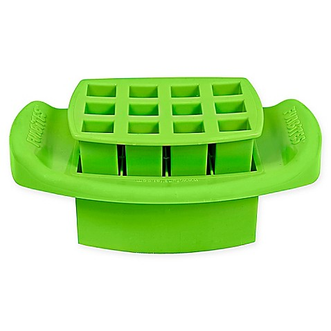 Fun Bites® Food Cutter In Green Squares by Bed Bath And Beyond