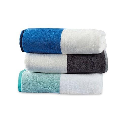 Boardwalk Bath Towel Bed Bath Amp Beyond