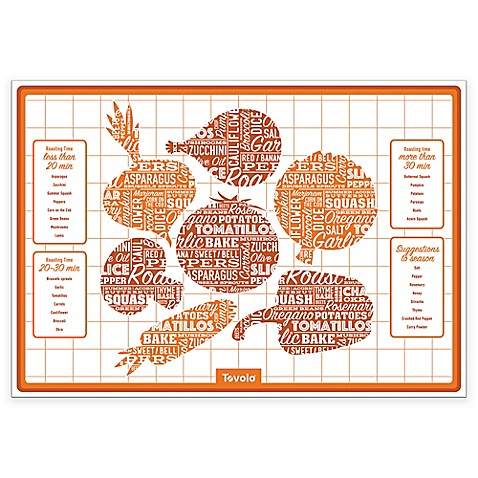 Tovolo 174 Silicone Veggie Roasting Mat Bed Bath Amp Beyond