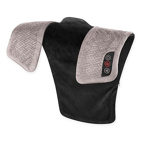 Homedics 174 Comfort Pro Neck And Shoulder Massager With Heat