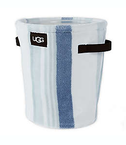 Bote de basura UGG® Avery en azul