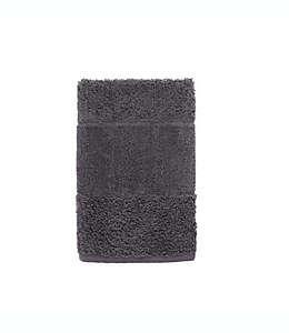 Toalla para manos de algodón UGG® Orion color gris carbón