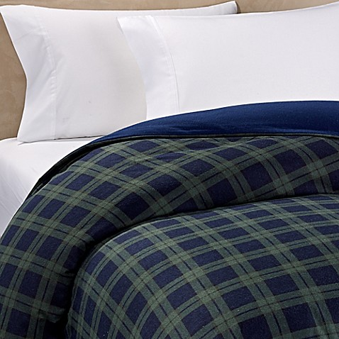 Buy The Seasons Collection 174 Reversible Flannel Full Queen