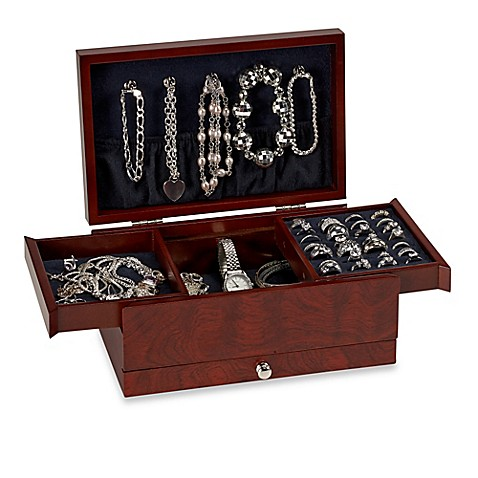 Silver Safekeeper Ring Box