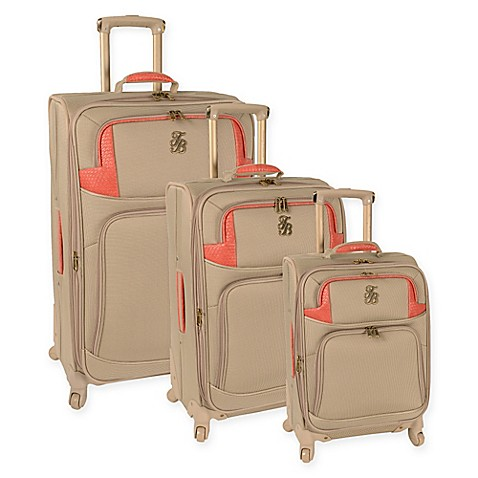 Tommy Bahama 174 Belle Of The Beach Luggage In Champagne