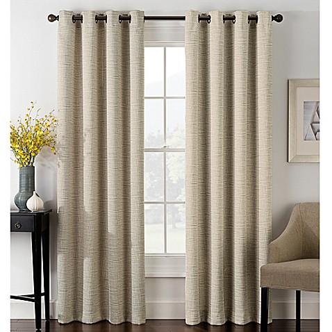 Foray Blackout Grommet Window Curtain Panel Bed Bath