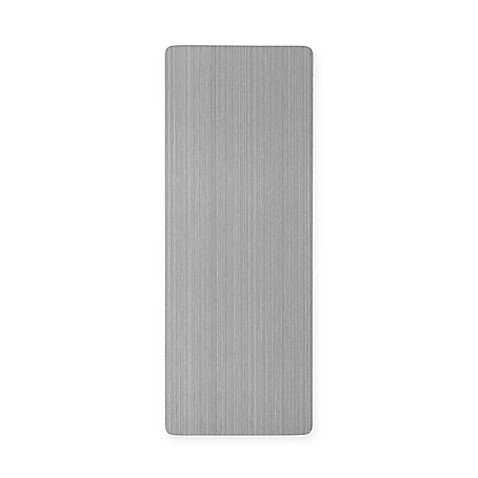 buy stainless steel magnetic dry erase board from bed bath beyond. Black Bedroom Furniture Sets. Home Design Ideas