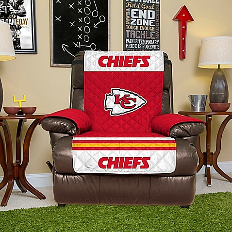 Buy Nfl Kansas City Chiefs Recliner Cover From Bed Bath