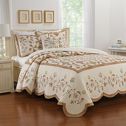 Nostalgia Home Caroline Bedspread Set Bed Bath Amp Beyond