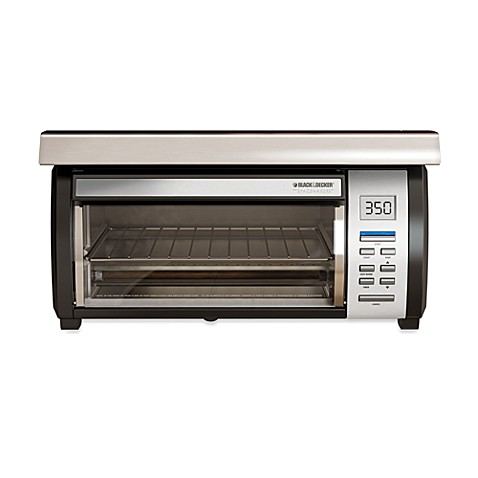 Black And Decker Toaster Oven Bed Bath And Beyond