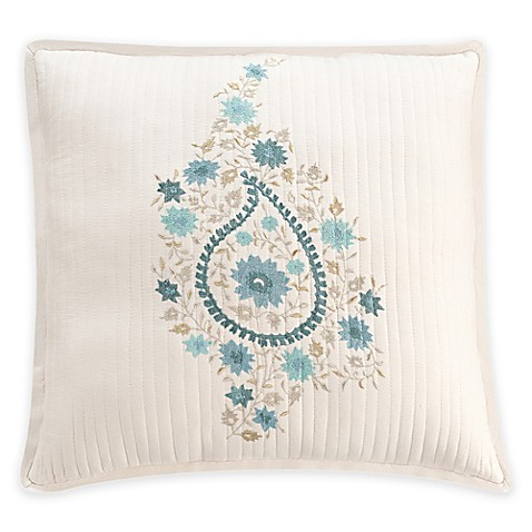 Buy Beaumont 18 Inch Square Throw Pillow From Bed Bath Beyond