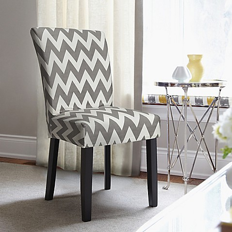 Buy Furnitureskins Dakota Stretch Dining Chair Cover In Grey From Bed Bath Amp Beyond