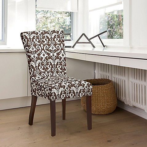 Furnitureskins Bali Stretch Dining Chair Slipcover In
