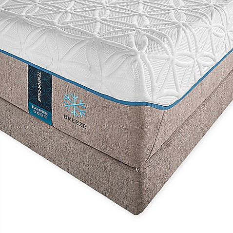 Tempur-Pedic® TEMPUR-Cloud® Luxe Breeze Mattress at Bed Bath & Beyond in Cypress, TX | Tuggl