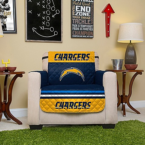 Buy NFL San Diego Chargers Chair Cover From Bed Bath Beyond
