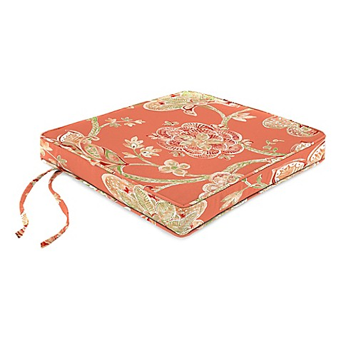 Buy jubilant seat cushion in coral from bed bath beyond for Bed bath beyond gel seat cushion