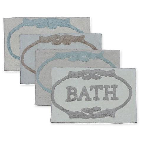 """""""Bath"""" Bath Rug Bed Bath & Beyond"""