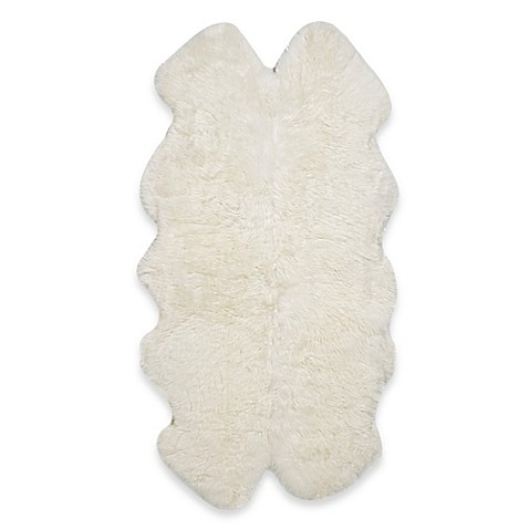Fibre by Auskin Authentic Sheepskin Rug at Bed Bath & Beyond in Cypress, TX | Tuggl