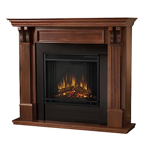 Real Flame Ashley Electric Fireplace Bed Bath Beyond