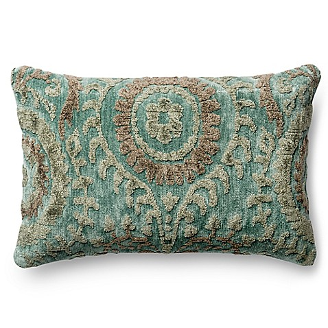 Loloi Rich Viscose Oblong Throw Pillow Bed Bath Amp Beyond