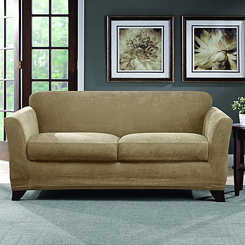 Sure Fit 174 Ultimate Stretch Chenille Loveseat Slipcover