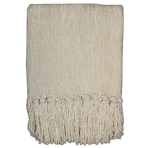 Streamers 50-Inch x 60-Inch Throw Blanket at Bed Bath & Beyond in Cypress, TX | Tuggl
