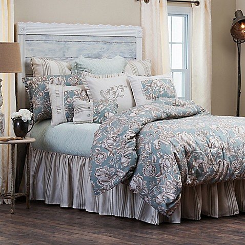 Buy Hiend Accents Gramercy King Comforter Set In Green Taupe From Bed Bath Beyond