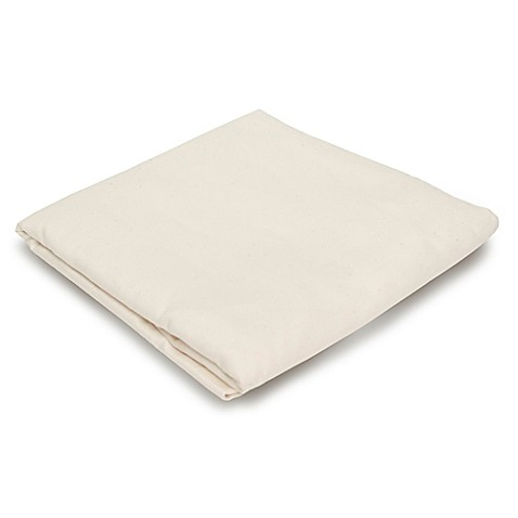 Naturepedic 174 Non Waterproof Organic Cotton Flannel Flat