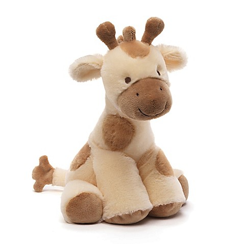gund niffer giraffe musical plush toy bed bath beyond. Black Bedroom Furniture Sets. Home Design Ideas