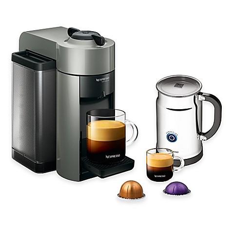 nespresso machine vertuoline