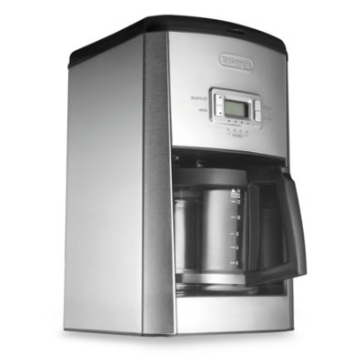 Delonghi Coffee Maker Dc514t : De Longhi DC514T Stainless Steel 14-Cup Drip Coffee Maker - Bed Bath & Beyond