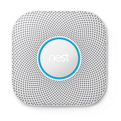 Nest® Protect Second Generation Battery Smoke and Carbon Monoxide Alarm at Bed Bath & Beyond in Cypress, TX | Tuggl
