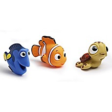 Disney Finding Nemo 3-Pack Bath Squirt Toys
