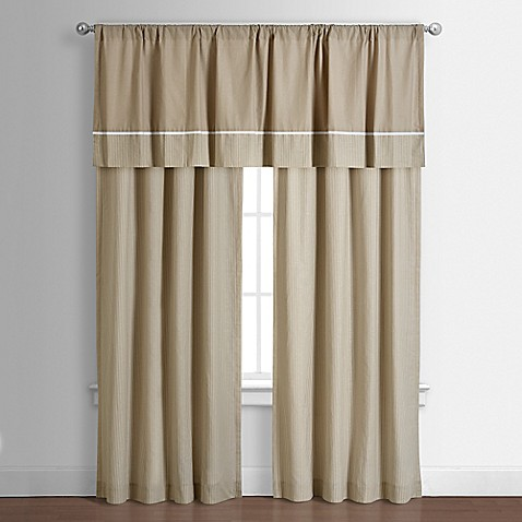 Spencer 82 Inch Window Curtain Panel In Taupe Bed Bath Home Decorators Catalog Best Ideas of Home Decor and Design [homedecoratorscatalog.us]