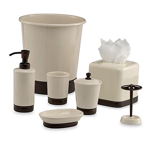 Buy interdesign york lotion dispenser in vanilla oil for Interdesign york