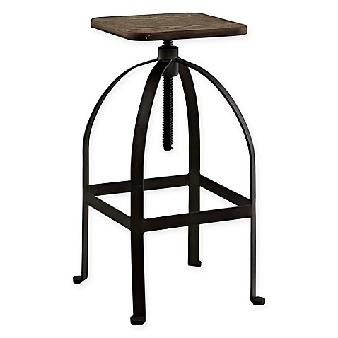 Modway Pointe Bar Stool in Brown at Bed Bath & Beyond in Cypress, TX | Tuggl
