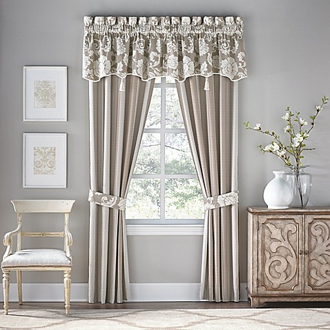 Croscill 174 Anessa Window Treatments Bed Bath Amp Beyond
