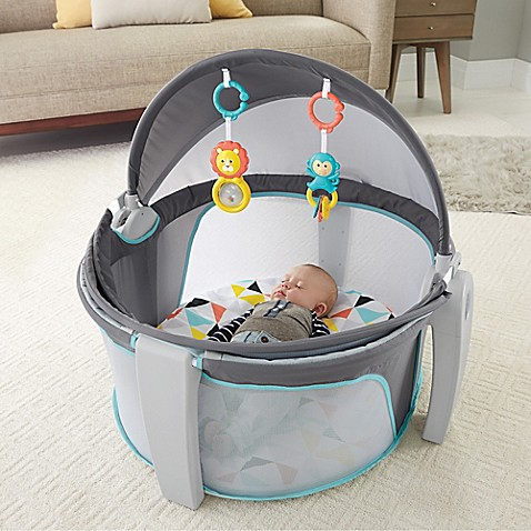 Fisher Price 174 Windmill On The Go Baby Dome Buybuy Baby