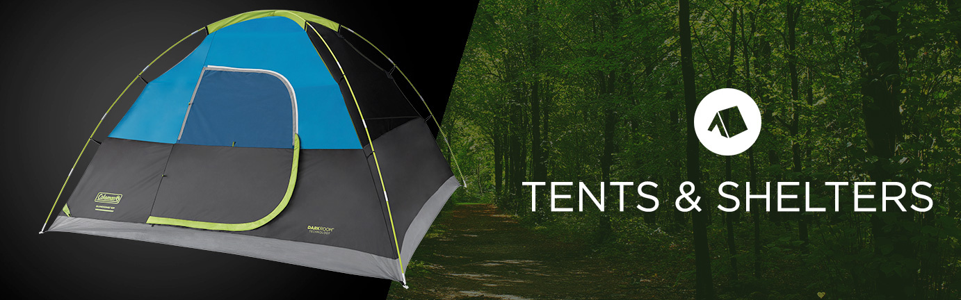 Tents and Shelters